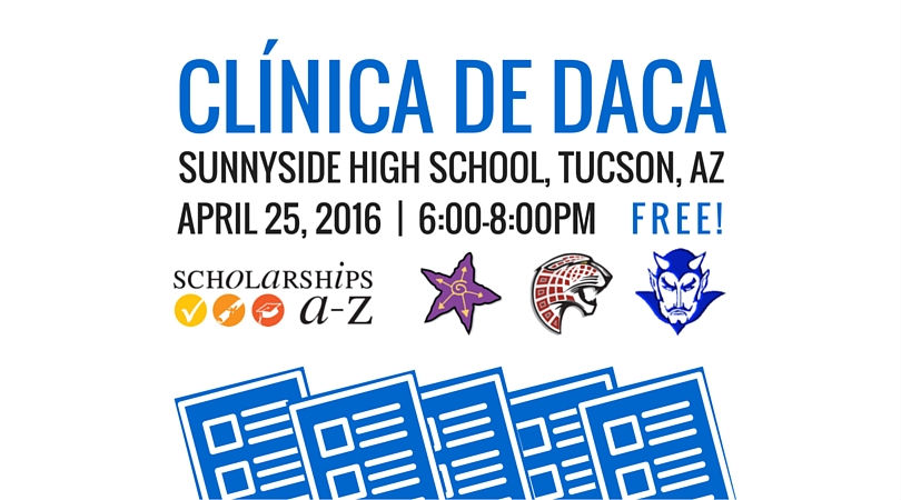 FREE help filling out DACA applications. Attorneys available.