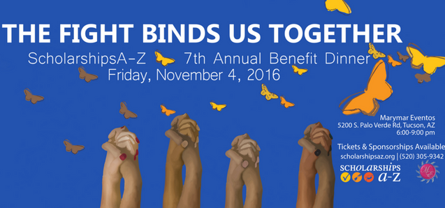 Attend our benefit dinner! Support our work.